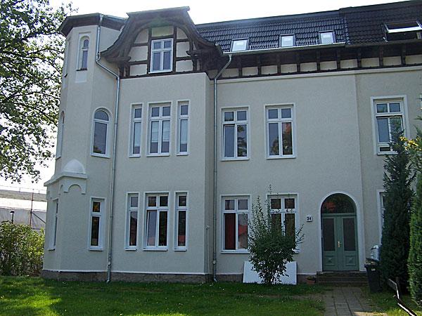 MRS Halle (Saale) - Fassadenreinigung 01