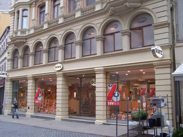 MRS Halle (Saale) - Fassadenreinigung 02